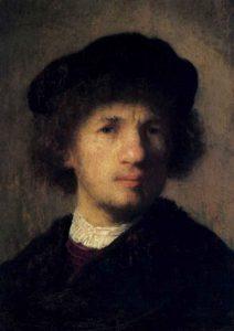 Rembrandt-autoproswpogrfia