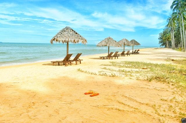 Οργανωμένη Παραλία με σωστές αποστάσεις